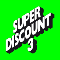 "Etienne de Crecy (1) - Super Discount 3  - 12"" - Record Store Day 2016 Exclusive - RSD *"